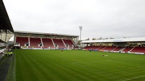 Dunfermline are in the hands of an administration