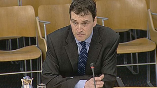 Herald editor Magnus Llewellin