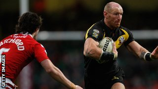Gareth Thomas of Crusaders