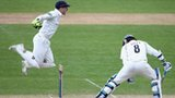 Moeen Ali plays on against Glamorgan at Cardiff