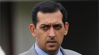 Mahmood Al Zarooni