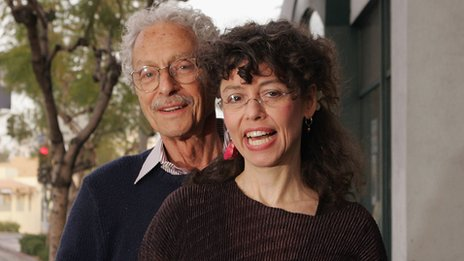 Allan and Amy Arbus