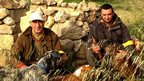 Members of The Federation for Hunting and Conservation Malta (FKNK)
