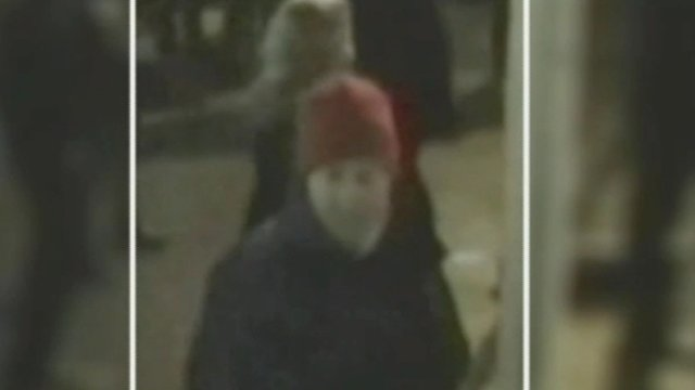 Police release CCTV of a red hat wearing man they want to speak to