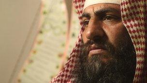 Jordanian Islamist Abu Sayyaf