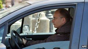 Enrico Letta, 24 April 2013