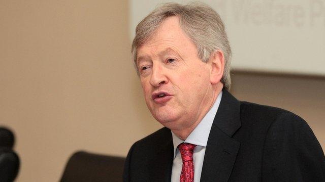 Paraic Duffy is Director General of the GAA