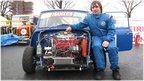 Manx Classic Rally 2013