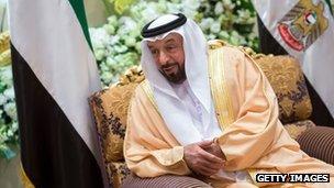 Sheikh Khalifa bin Zayed Al Nahyan