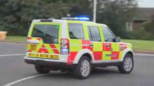 Brigade Response Vehicle