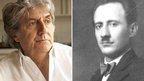 Tom Conti and his father, Alfonso