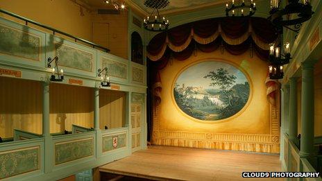 Georgian Theatre Royal