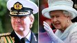 Willem-Alexander and Elizabeth II