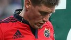 Ireland fly-half OGara retires