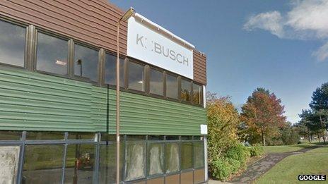 Kobusch factory