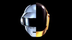 Daft Punk comeback song tops charts