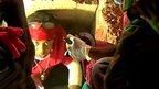 Bangladesh rescuer