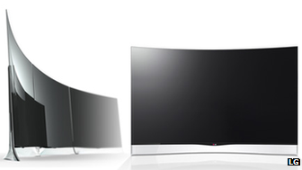 LG EA9800 TV