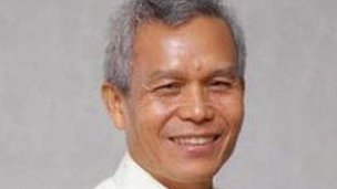 Laos' leading development worker Sombath Somphone