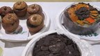Black pudding entries in the creative competition