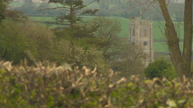 Somerset scene