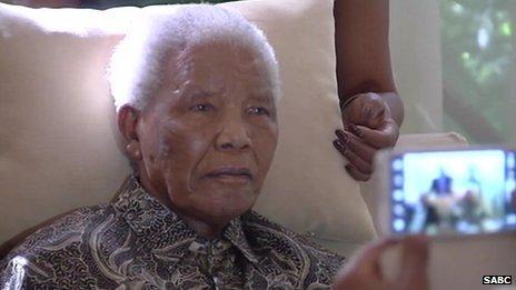 Nelson Mandela (April 29 2013)