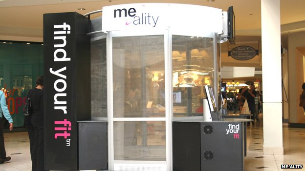 Me-ality booth