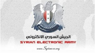 Logo of Syrian Electronic Army