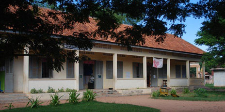 From half-built school to home of an education NGO in Cambodia