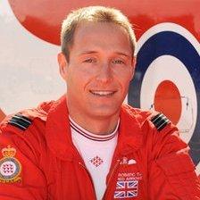 Flight Lieutenant Sean Cunningham