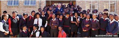 Ntsika Township School