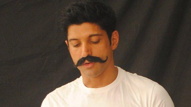 Actor Farhan Akhtar