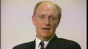 Neil Kinnock in 1990