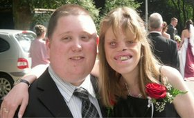 Lauren Wigglesworth and Stephen Sherwood