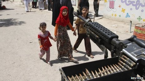 World 'neglecting Iraq's children'