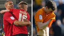 Cardiff joy, Wolves despair