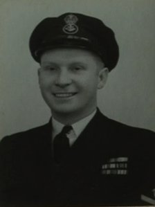 John Cumming in uniform