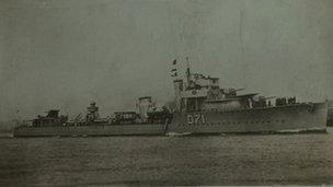 HMS Volunteer