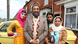 The Citizen Khan cast