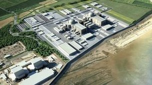 Hinkley Point C proposal