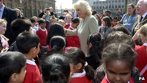 Duchess of Cornwall in Middlesbrough