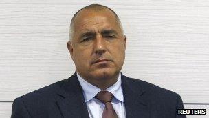 Prime Minister Boiko Borisov