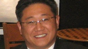 File photo: Kenneth Bae
