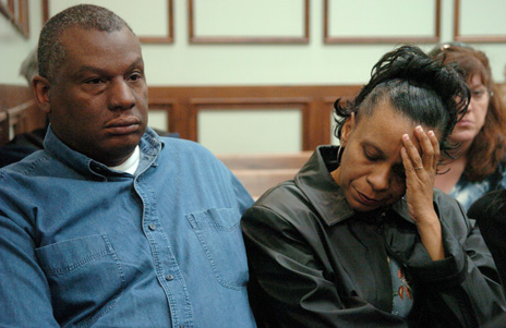 Jessica's parents in court