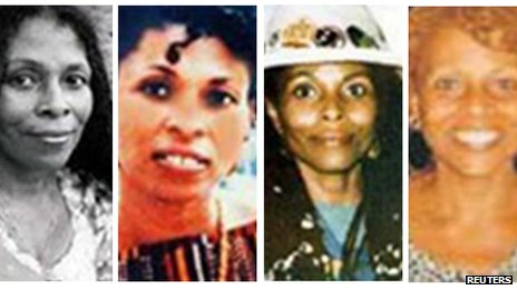 Joanne Chesimard, known as Assata Shakur
