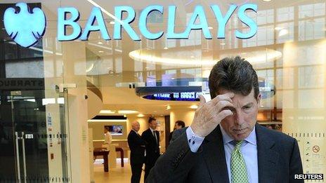 Bob Diamond, former chief executive of Barclays
