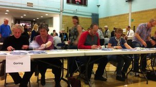 Counting in Abingdon