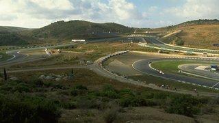 Jerez racecourse