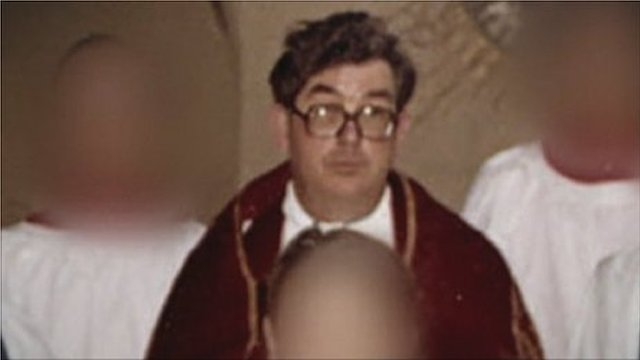Paedophile priest Roy Cotton