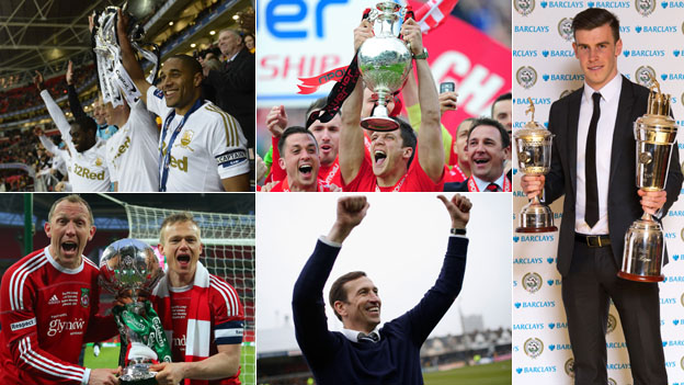 Swansea City, Cardiff City, Wrexham, Newport and Gareth Bale have all enjoyed success this season